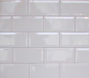 white subway tile google search kitchen and bath ideas pinterest white kitchens beveled. Black Bedroom Furniture Sets. Home Design Ideas