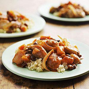 Slow Cooker Chicken Tagine