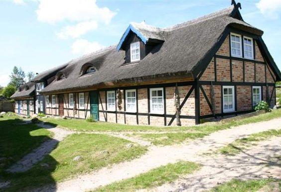 """Insel Rügen - Ferienhaus """"Uns Schün"""" in Middelhagen"""