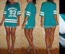 цена 95 грн    New Look, платье футболка, тренд! красивая бирюзовая  xs UK6 EUR34  длина 72см, ОГ 88+/-см  состоние в целом супер, но нижние...