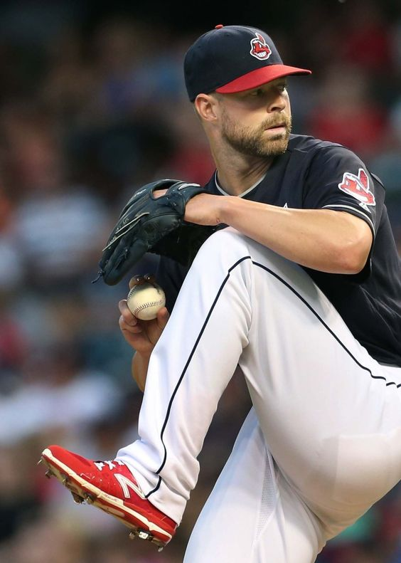 Cleveland Indians Corey Kluber, pitched a complete game shutout  the Tampa Bay Rays at Progressive Field on June 21, 2016. Indians won 6-0   (Chuck Crow/The Plain Dealer)