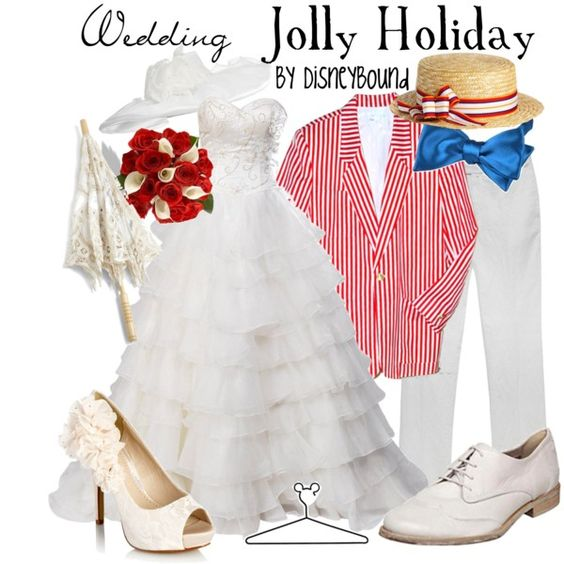 Jolly Holiday Wedding, created by lalakay