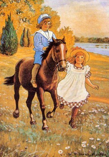 Riding     Jenny Nystrom:
