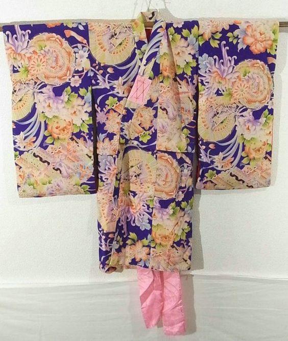 Babies' & Children's #270848 Kimono Flea Market Ichiroya