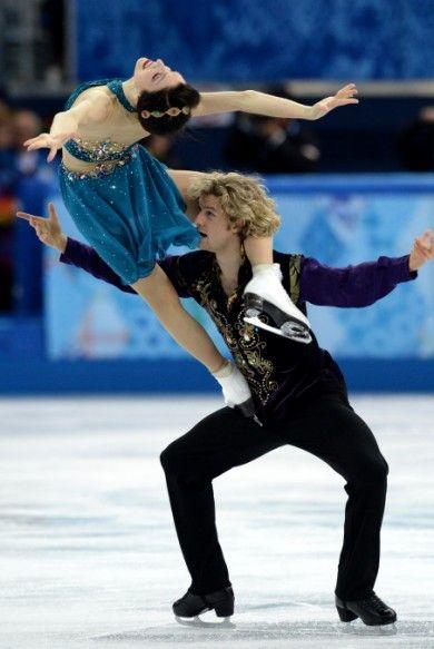 Ice dancers davis and white hookup