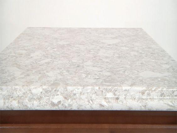Riverstone Quartz Countertop Sample At Menards Home