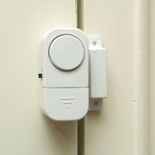 Magnetic Door And Window Alarm Window Alarms Alarm Doors