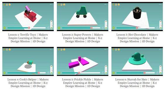 Makers Empire – Idees dissenys 3D