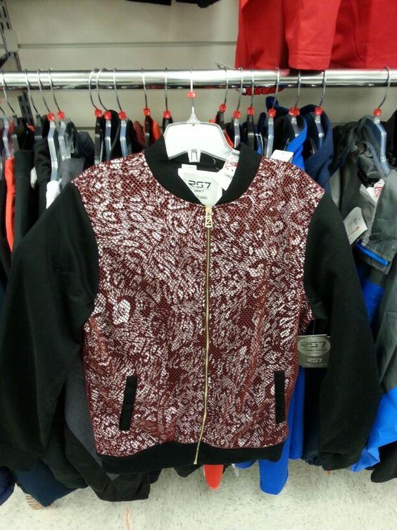 RS7 jacket creative apparel