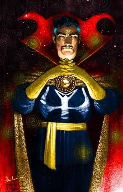 Doctor Strange - Doctor Extraño Primera aparición Strange Tales número 110 Marvel Comics: