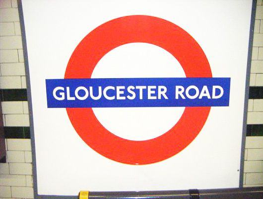gloucester road! - London Love! OMG - I stayed in Kensington right by Gloucester Road - I just love it and the memories