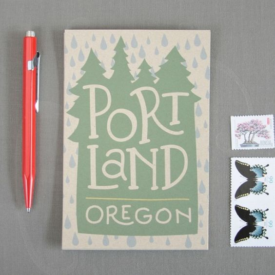 Daydreaming of Portland...