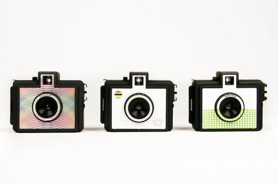 The Double Shot Camera - Two halves make a whole lot of great photos! ($45.00, http://photojojo.com/store)