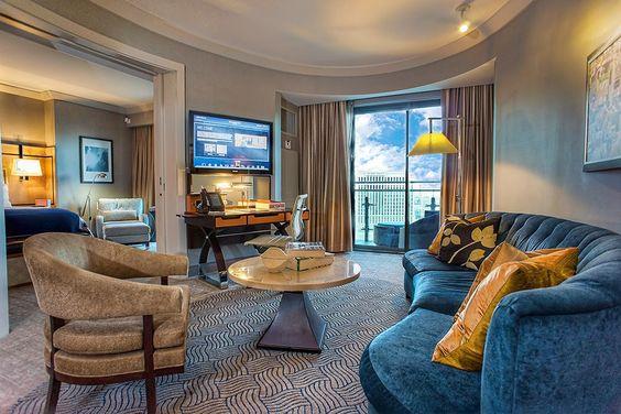 Hotels las vegas and terrace on pinterest for Terrace suite cosmopolitan
