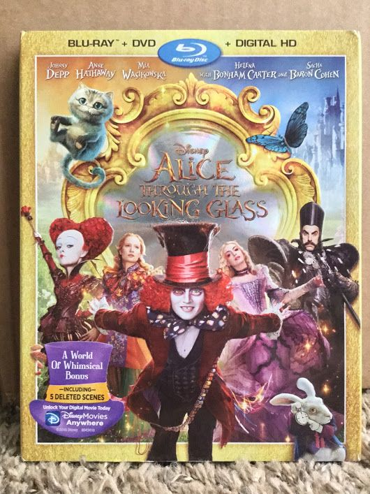 Alice Through The Looking Glass Is One Of My Favorite Disney