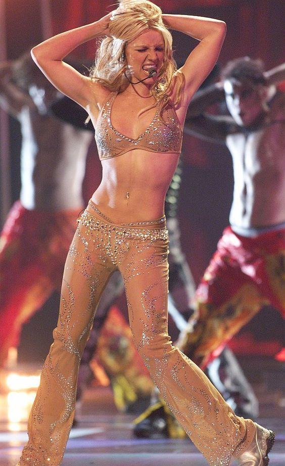 Britney Spears Halloween Costume Ideas 2014 | POPSUGAR Celebrity OOPS I did it again