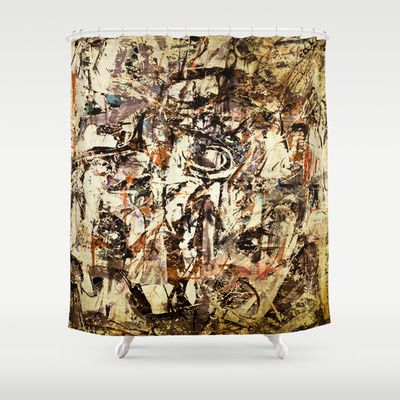 Urban Cyclops Shower Curtain by Fernando Vieira