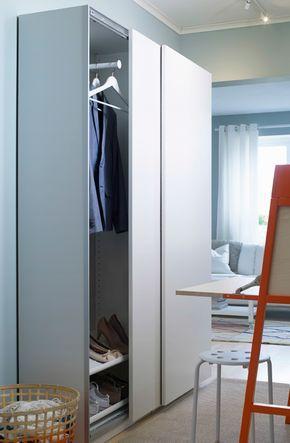Catalogo Armadi Ikea 2019 Ante Scorrevoli.Mobili E Accessori Per L Arredamento Della Casa Guardaroba Ikea