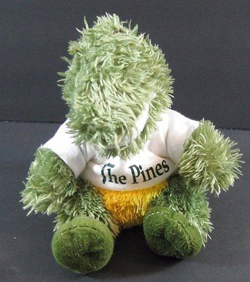 "ALLIGATOR Crocodile Green 6"" Its All Greek Plush Stuffed Animal Toy B260"