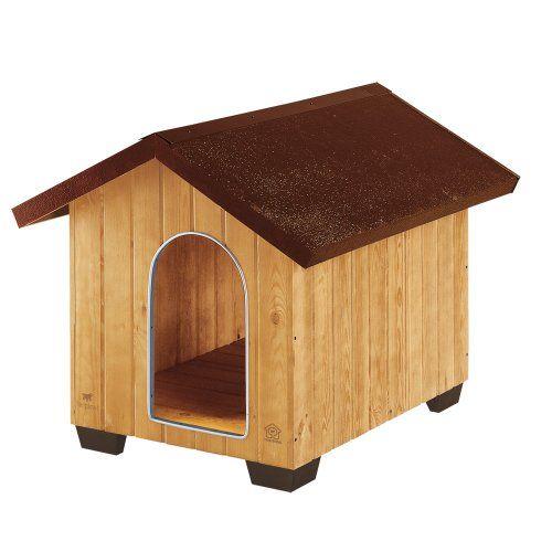 Ferplast 87003000 Cuccia Da Esterno Per Cani In Offerta Solo Per Oggi A Eur 203 89 Cani Legno Uccelli