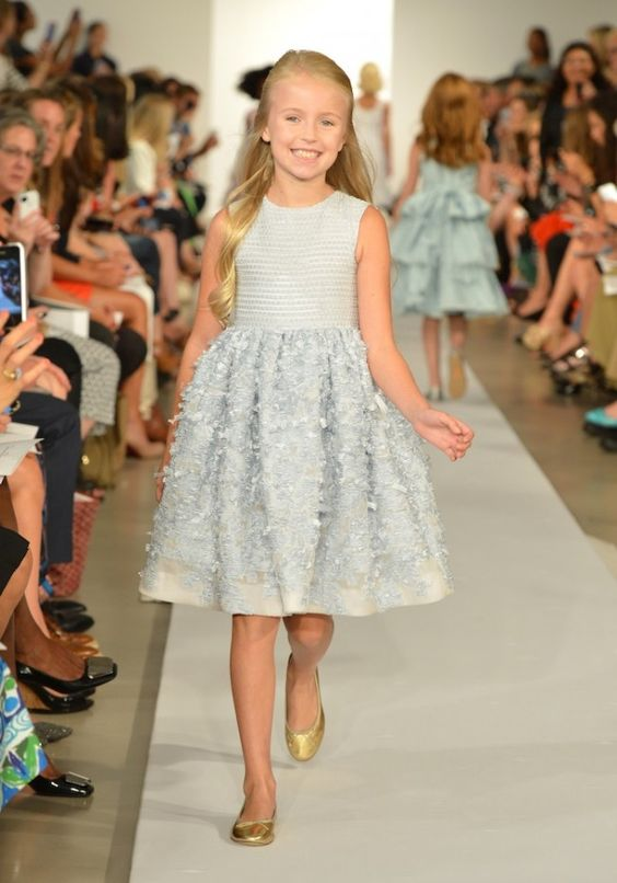 Oscar De La Renta kids. Please like http://www.facebook.com/RagDollMagazine and follow @RagDollMagBlog @priscillacita