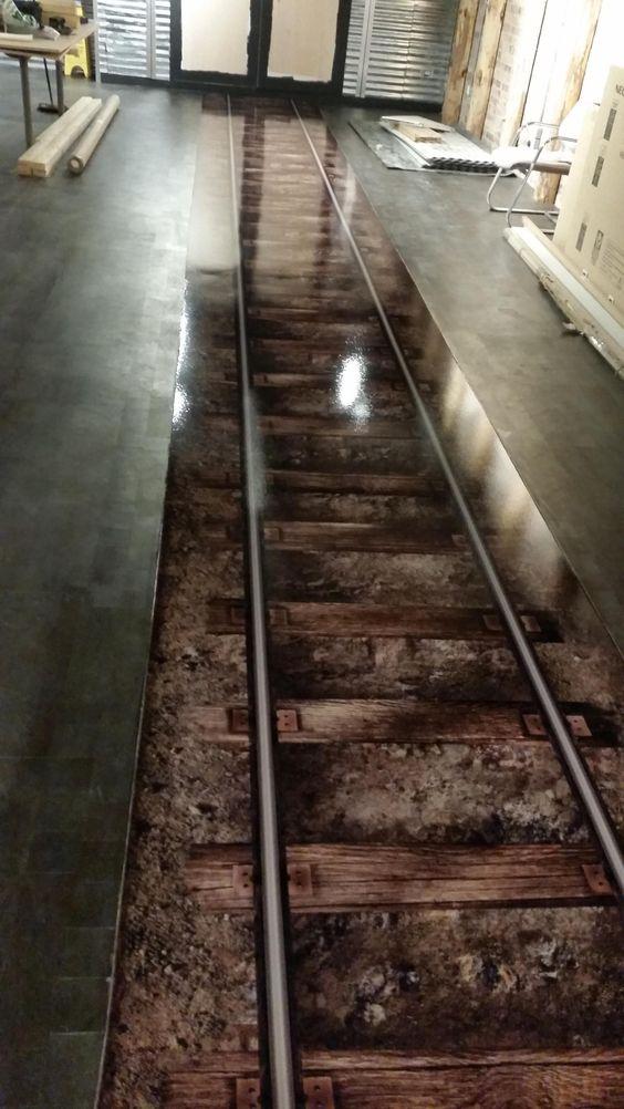 Epoxy resin flooring poured resin floors in london uk for 3d flooring uk
