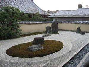 Ryoan-ji Stone Garden, Kyoto