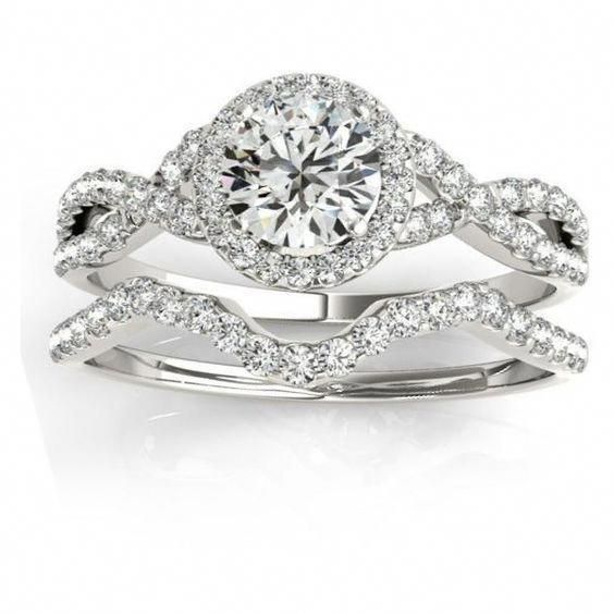 Cheap Wedding Rings Which Are Gorgeous Cheapweddingrings Engagement Rings Bridal Sets Twisted Infinity Engagement Rings Big Wedding Rings