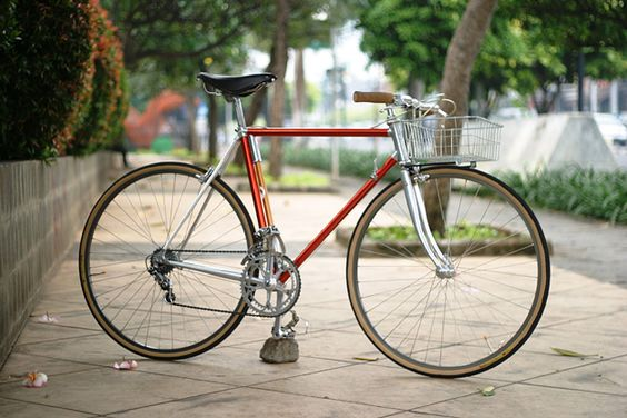 Vitus 979 For The City Bike Pinterest Bicycling Vintage