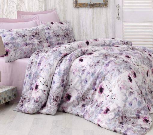 Nasrin Bettwasche Mako Satin 155x220cm 100 Baumwollsatin Digitaldruck Bettwasche Kaufen Bettwasche Wohnen