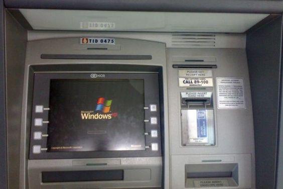 Los bancos están dispuestos a pagar por mantener Windows XP