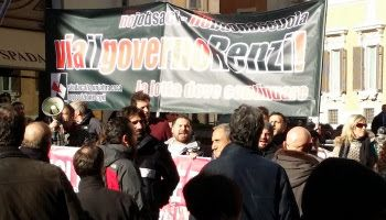 BANDIERA ROSSA in movimento: NOTE CRITICHE SULLA PIATTAFORMA FIOM  di Lorenzo M...