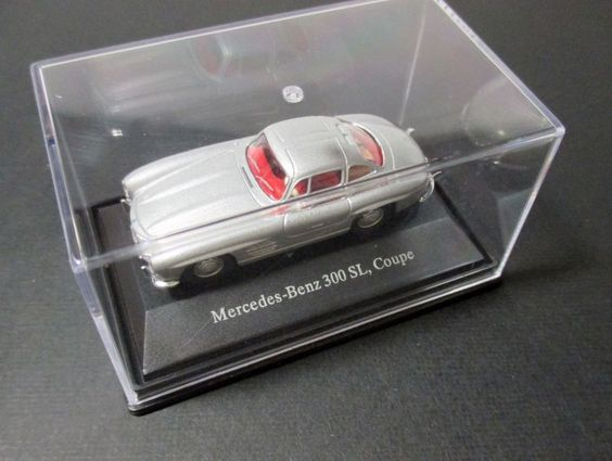 Mercedes Benz 300 SL Coupe Herpa HO 1:87 Classic Collection Dealer BOX #Herpa #MercedesBenz250