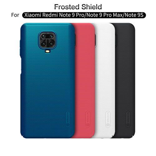 قاب محافظ شیائومی ردمی نوت 9 پرو مارک نیلکین استند 1 Xiaomi Electronic Products Phone
