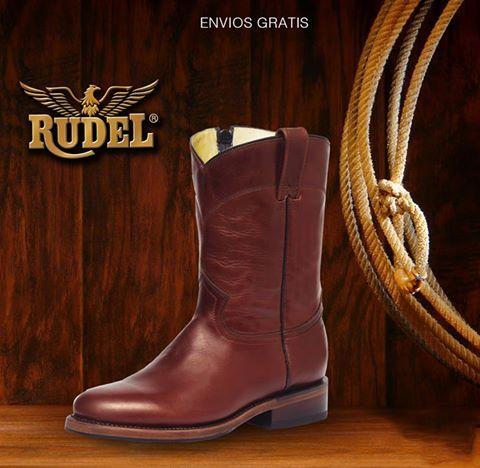 Comodidad y durabilidad, lo mejor de dos mundos en estas botas #Roper #Rudel #labotadelaguila