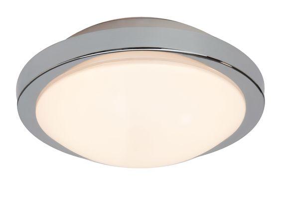 Caractéristiques techniques: Plafonnier rond LED avec detecteur de mouvement…