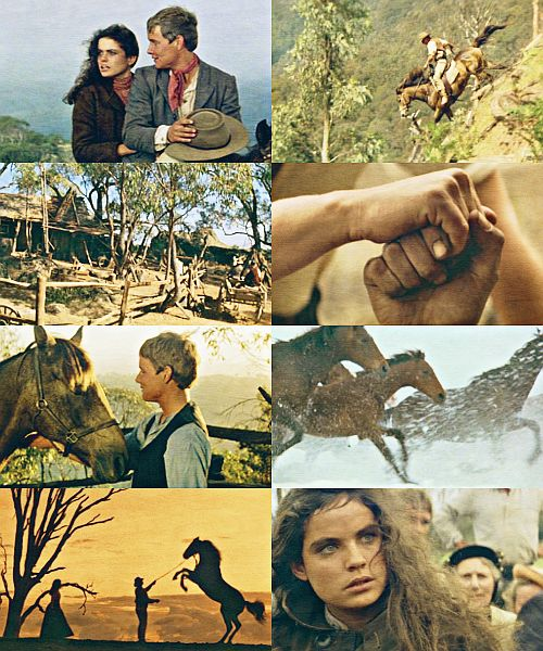 The Man from Snowy River. LILILILILILILI!!!   I have loved this movie forever and will always love it forever.!!!: