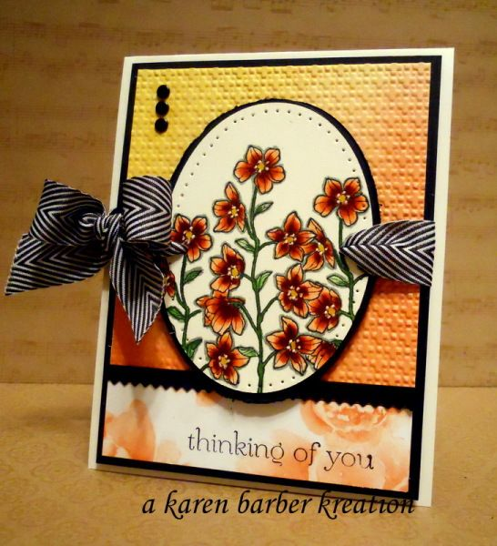 Stamps: PEACEFUL PETALS Paper: WATERCOLOR WONDER DSP, SHIMMERY WHITE, BASIC BLACK AND WATERCOLOR CARDSTOCKS Ink: BLACK STAZON Accessories: O...