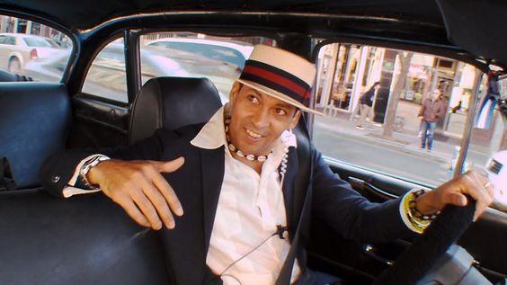 "Transat Holidays – Cuban Taxi Surprise.  P.S.  I heart ""Antonio""  :-)"