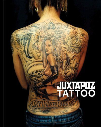 pushing the boundaries of the future primitives aesthetic, innovation is the common goal. http://www.amazon.com/Juxtapoz-Tattoo-Roger-Gastman/dp/1584232889/ref=sr_1_54?m=A3030B7KEKNTF7&s=merchant-items&ie=UTF8&qid=1394474540&sr=1-54&keywords=art