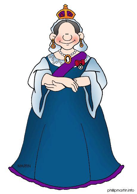 Phillip Martin Cartoon Of Queen Victoria  Images Of Queen