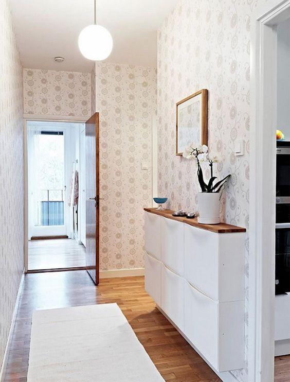 decora tus espacio y a la vez organiza tu calzado con un zapatero en www.virginiaesber.es