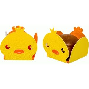 Silhouette Design Store - View Design #47970: treat holder duck