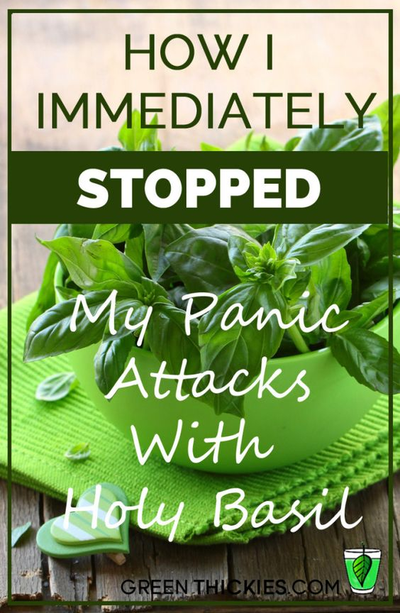 how to come off a panic attack