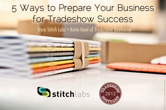 5 Ways to Prepare Your Business for Tradeshow Success