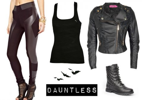 Get The Look: Tris from 'Divergent' - nzgirl