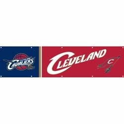 Cleveland Cavaliers 8ft. x 2ft. Banner