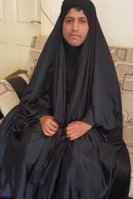 Diese muslimischen Männer tragen Kopftücher - der Grund wird  Hardlinern nicht gefallen