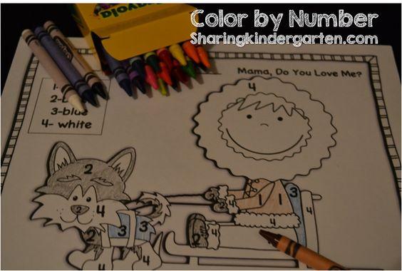 Easy as {Eskimo} Pie - Sharing Kindergarten