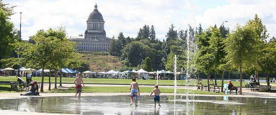 Favorite Things to do in Olympia WA